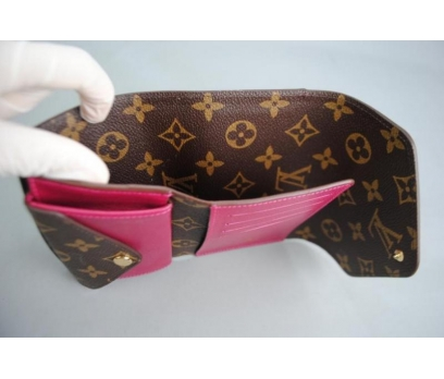 LOUIS VUITTON COMPACT WALLET MÜRDÜM 5