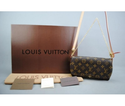 LOUIS VUITTON MONOGRAM CANVAS FAVORİTE %100 DERİ