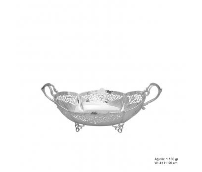 Rodyum Kaplama Gümüş Bolller