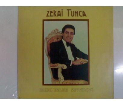 ZEKAİ TUNCA-ÇEKEMEZLER SEVGİMİZİ (LP)