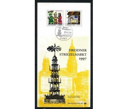 ALMANYA 1997 HATIRA KART CHRISTMAS SÜPER (050915)