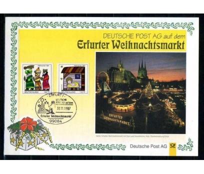ALMANYA 1997 HATIRA KART CHRISTMAS SÜPER (060915)