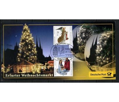 ALMANYA 2002 HATIRA KART CHRISTMAS SÜPER (050915)