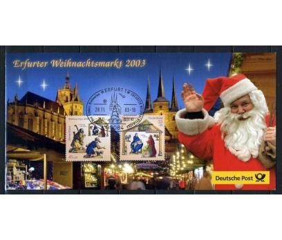 ALMANYA 2003 HATIRA KART CHRISTMAS SÜPER (050915)