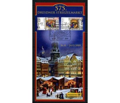 ALMANYA 2009 HATIRA KART CHRISTMAS SÜPER (050915)