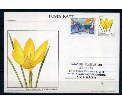 CUMHURİYET 1988 ANKARA ÇİĞDEMİ ANTİYE (010915)