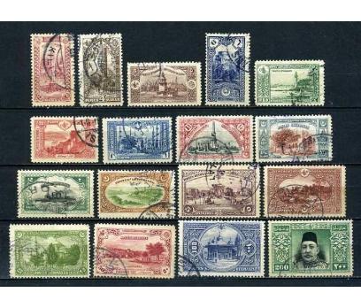 OSMANLI 1914 DAMGALI I.LONDRA TAM SERİ SÜPER