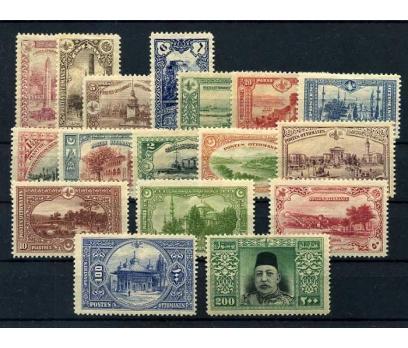 OSMANLI 1914 ŞARN. I.LONDRA TAM SERİ SÜPER
