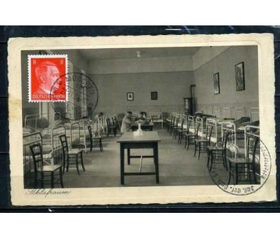 REİCH 1938  HATIRA KART SCHLABRAUM  SÜPER (040915)
