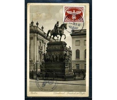 REİCH 1940  HATIRA KART BERLİN SÜPER (040915)