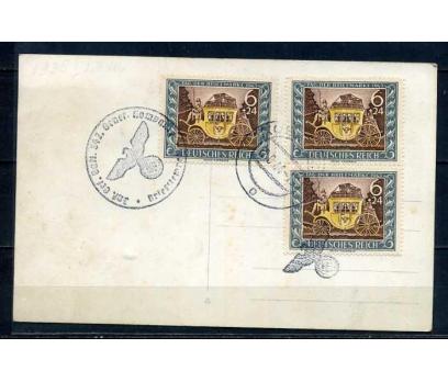 REİCH 1944  HATIRA KART BERLİN KIŞ SÜPER (040915)