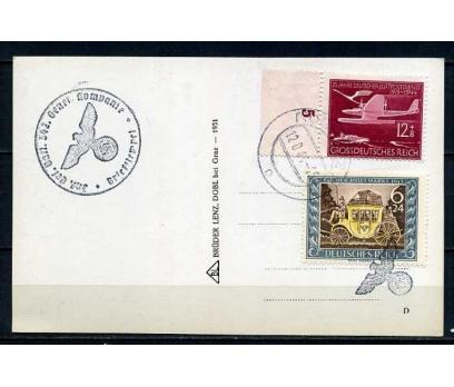 REİCH 1944 HATIRA KART LENZ SÜPER (050915)