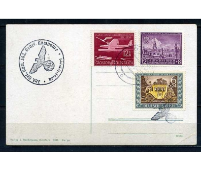 REİCH 1944 HATIRA KART MAHR-OSTRAU SÜPER(050915)
