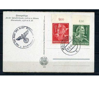 REİCH 1944 HATIRA KART RİESENGEBİRGE SÜPER(050915)