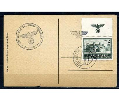 REİCH 1944 HATIRA KART WEİMAR SÜPER (050915)