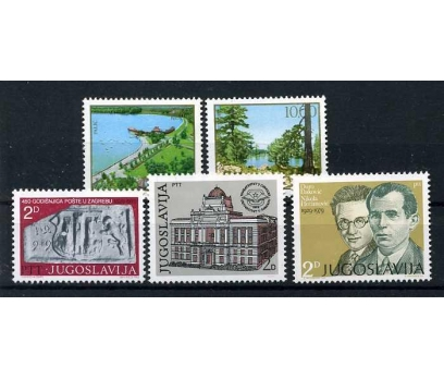 YUGOSLAVYA ** 1979  4 TAM SERİ SÜPER (110915)