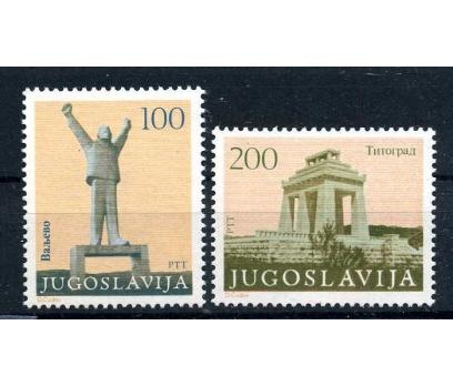 YUGOSLAVYA **1983 DEVRİM ANITLARI TAM SERİ(110915)