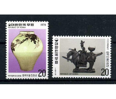 G.KORE ** 1979 SANAT 5000.YIL TAM SERİ (120915)