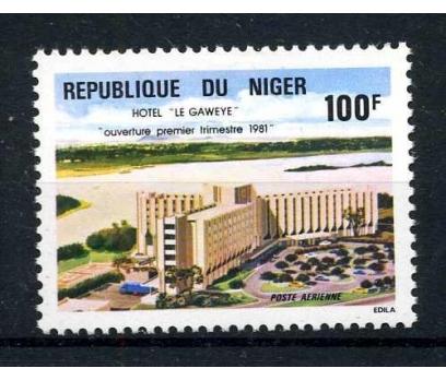 NİJER ** 1980 HOTEL LA GAWEYE TAM SERİ (130915)
