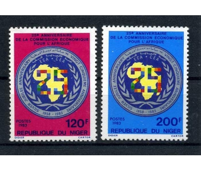 NİJER ** 1983 AF.EK.TOPLANTISI TAM SERİ (130915)