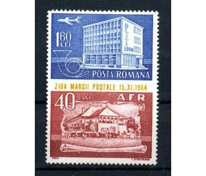 ROMANYA ** 1964 PUL GÜNÜ TAM SERİ (170915)