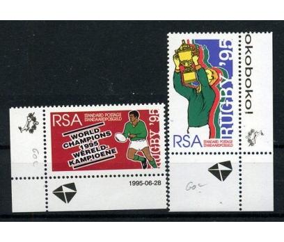 G.AFRİKA ** 1995 RUGBY-2 TAM SERİ SÜPER (180915)