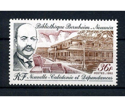 Y.KALEDONYA ** 1982 BERNHEİM KÜTÜPHANESİ (180915)