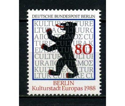 BERLİN ** 1988 KÜLTÜR BAŞK. TAM SERİ SÜPER(230915)