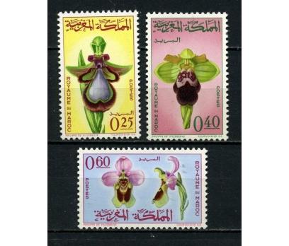 FAS ** 1965 ORKİDELER TAM SERİ SÜPER (220915)