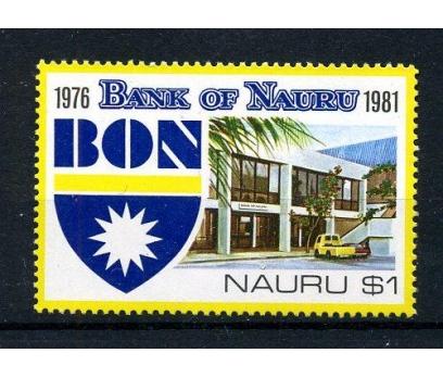 NAURU ** 1981 NAURU BANK 5.YILTAM SERİ (210915)