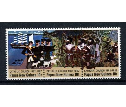 P.Y.GİNE ** 1982 KATOLİK MİSYONU TAM SERİ(220915)
