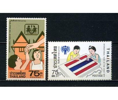 TAYLAND ** 1979 D.ÇOCUK YILI TAM SERİ (031015)