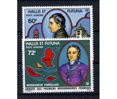 WALLIS FUTUNA ** 1978 MİSYONERLER TAM SERİ(210915)