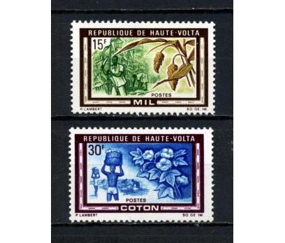 Y.VOLTA ** 1969 TARIM ÜRÜNLERİ İLK 2 VALÖR(230915)