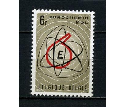 BELÇİKA ** 1966  EUROCHEMİC MOL TAM SERİ (081015)