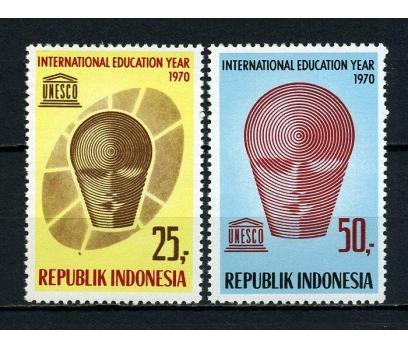 ENDONEZYA ** 1970 D.EĞİTİM YILI TAM SERİ  (051015)