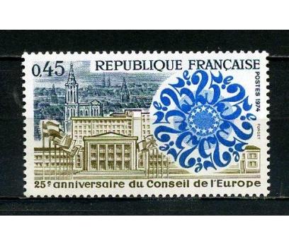 FRANSA ** 1974 AVR.BİRL.25.YIL TAM SERİ (071015)