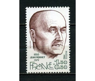 FRANSA ** 1980 J.MONNET'İN ÖLÜMÜ TAM SERİ (071015)