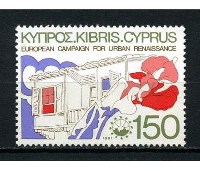 G.KIBRIS ** 1981 KENTSEL RÖNESANS TAM SERİ(071015)