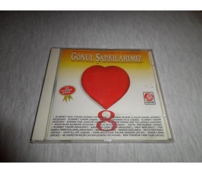 Gönül Şarkılarımız 8 SERİ Müzik CD