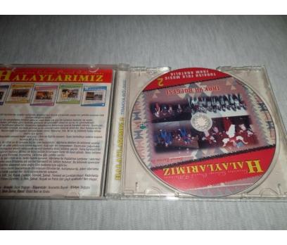 HALAYLARIMIZ 2 DAVUL ZURNA İLE TRAKYA BÖLGESİ CD 2