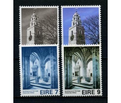 İRLANDA ** 1975 AVRUPA MİMARİSİ TAM SERİ (071015) 1