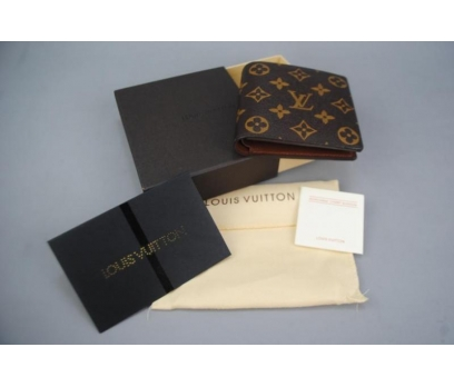 LOUIS VUITTON MONOGRAM CANVAS BOZUK PARA CEPLİ