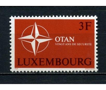 LUKSEMBURG ** 1969 NATO 20.YIL  TAM SERİ(081015)