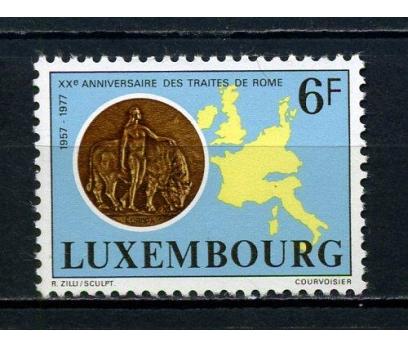 LUKSEMBURG ** 1977  20 YIL ANTL. TAM SERİ (081015)