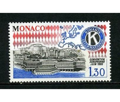 MONAKO ** 1980 AB MONTE CARLO KONG. TAM S.(071015)