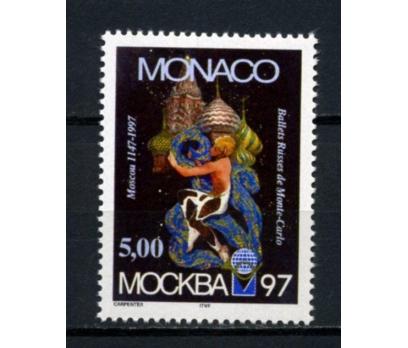 MONAKO ** 1997 MOSKOVA BALE 850.YIL TAM S.(101015)