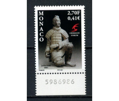 MONAKO ** 2000 ARKEOLOJİ TAM SERİ (111015)