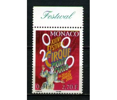 MONAKO**1999 24.MONTE CARLO SİRK FESTİVALİ(111015)