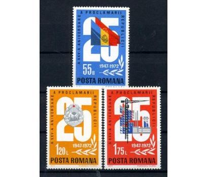 ROMANYA  ** 1972  25.YIL TAM SERİ SÜPER (061015)